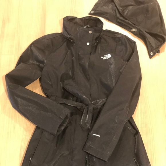 The North Face Jackets & Blazers - The North Face Trench Rain Jacket